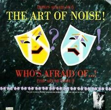 Who's Afraid of the Art of Noise? by The Art of Noise (CD, Jun-1990, Island...