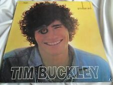 Original Gold Label Folk Psych LP : Tim Buckley ~ Goodbye And Hello ~ Elektra