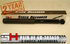 2 NEW REAR OIL SHOCK ABSORBERS FOR VAUXHALL OPEL OMEGA A B ///GH-303659///