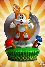 **Brand New Tails Classic Sonic the Hedgehog First4Figures Statue SEGA Rare UK**