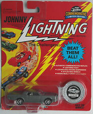 Johnny Lightning - Custom Lincoln Continental graumet. Neu/OVP