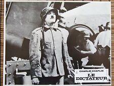 CHARLIE CHAPLIN PHOTO EXPLOITATION LOBBY CARD LE DICTATEUR