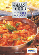 The Classic 1000 Indian Recipes,GOOD Book
