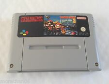 DONKEY KONG COUNTRY 3 * ORIGINAL SUPER NINTENDO / SNES GAME * PAL *