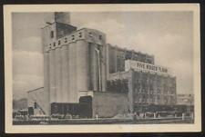 Postcard MEDICINE HAT Alberta/CANADA  Lake of the Woods Milling Silos 1910's?
