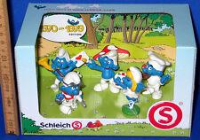 Schlumpf Schlümpfe == Schleich 2011 Box 2 = 1970 - 1979