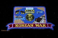 KOREAN WAR VETERAN HAT PATCH US ARMY MARINES NAVY AIR FORCE PIN UP KOREA GIFT