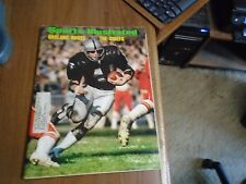 Sports Illustrated 1973 Marv Hubbard Cover