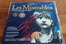 Les Miserables in Concert: 10th Anniversary 1996 2 LASER DISCS NTSC LIKE NEW