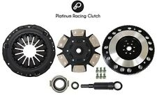 PRC STAGE 3 CLUTCH KIT+RACE CHROMOLY FLYWHEEL fits 06-14 SUBARU WRX 2.5L EJ255