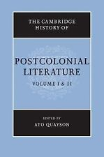 The Cambridge History of Postcolonial Literature 2 Volume Set (2012,...