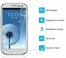 Genuine 9H Tempered Glass Film Screen Protector for Samsung Galaxy S3 GT-i9300