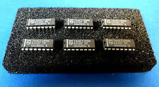 74HCT165 8-Bit Parallel-In / Serial-Out Shift Register - 16 Pin DIP - QTY of 6