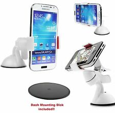 Car Mount Holder for iPhone 5 6 Plus Samsung Galaxy S4 S5 Note Mobile Phone GPS