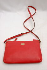 NWT COACH Madison Pebbled Leather East West Swingpack #49992 Loganberry