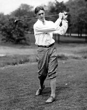 1923 US Amateur Golfer FRANCIS OUIMET Glossy 8x10 Photo Golf Swing Print Poster