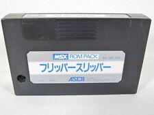 MSX FLIPPER SLIPPER Cartridge only Import Japan Video Game msx