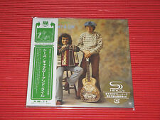 GALLAGHER & LYLE Seeds with Bonus Track  JAPAN MINI LP SHM CD