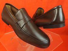 Clarks Keeler Walk Mens Black Leather 26110305 9.5 Wide (e W