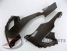 2008-2010 Kawasaki ZX10R ZX-10R Lower Belly Pan Fairing Cowl 100% Carbon Fiber