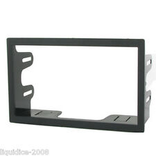 CT24VW11 VOLKSWAGEN GOLF 1996 to 2003 BLACK DOUBLE DIN FASCIA ADAPTER PANEL