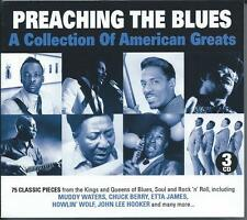 Preaching The Blues - A Collection Of American Greats (3CD 2016) NEW/SEALED