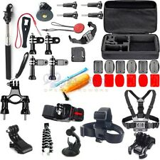 34in bicycle Accessories Bundle Kit for GoPro Hero 4/Black/Silver Hero 4/3+/3/2