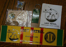 VIETNAM VETERANS LOST PATROL, BUMPER STICKERS, PINS, STICKERS, KEY CHAIN