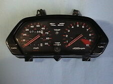 HONDA NX250  NX 250  OEM SPEEDOMETER 1988 1989 1990  WORKS WELL  VERY NICE COND