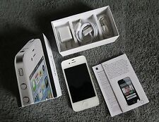 Apple iPhone 4 - 8GB - White (Verizon) Smartphone Model: MD200LL/A