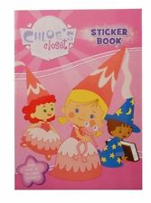 CHLOE'S CLOSET STICKER BOOK, ALLIGATOR BOOKS (PAPERBACK) - BRAND NEW (RRP £2.99)