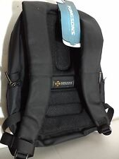 "Kingsons 15.6"" Laptop Backpack - KS3027W Color Black With Padded Laptop Sleeve"