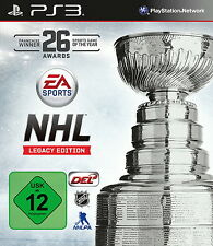 NHL Legacy Edition  (SONY® PS3)