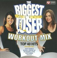 FREE US SH (int'l sh=$0-$3) NEW CD Various: The Biggest Loser Workout Mix Top 40