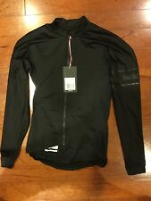 RAPHA PRO TEAM LONG SLEEVE JERSEY - SMALL - BRAND NEW - STEALTH BLACK