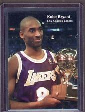 1998 KOBE BRYANT SPORTS WEEKLY rare Promotional card Lakers