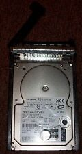 73GB Hitachi Ultrastar SCSI Ultra320 IC35L073UCDY1 07N8818 N4332 Hard Drive