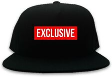 Kings Of NY Exclusive Red Classic Logo Printed Snapback Hat Cap Black Blue Grey