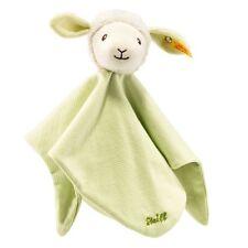 Steiff Baby Bio Baumwolle Lamm Lenny Schmusetuch Kuscheltuch 30° Geschenk 237867