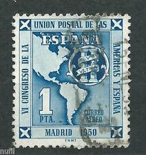 España Edifil # 1091 (o) Union Postal Americas y España