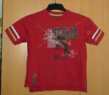 NEXT~ Boys Red graphic T Shirt ~ 6yrs ~ Height 116cm