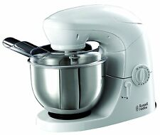 Russell Hobbs 21060 Food Collection Stand Mixer 400W 4.6L Stainless Steel Bowl