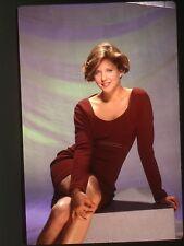768S NANCY ALLEN 1989 Harry Langdon 35mm Transparency w/rights