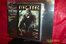 King Kong: Peter Jackson's Production Diaries (DVD, 2005, 2-Disc Set, Gift...