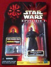 Star Wars Episode I - Darth Maul Sith Lord - Action Figure & Commtech - Hasbro