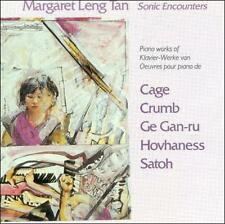 Margaret Leng Tan: Sonic Encounters: The New Piano - Works of John Cage / Alan H