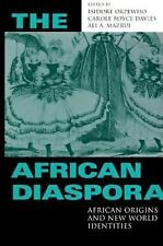 The African Diaspora: African Origins and New World Identities-ExLibrary