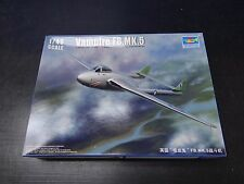 Trumpeter 1/48 Vampire FB MK 5 Plastic Model Airplane Jet 02874