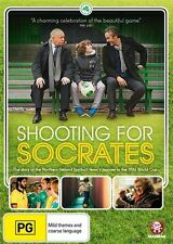 Shooting for Socrates NEW R4 DVD