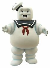 "GHOSTBUSTERS 24"" Stay Puft Marshmallow Man Vinyl Bank Diamond Select Toys  NEW"